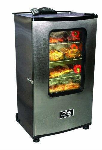 Built In Smoker Outdoor Kitchen: Masterbuilt 40 Inch Smokers: The Complete Buyers Guide