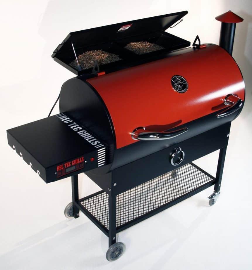 REC TEC grill