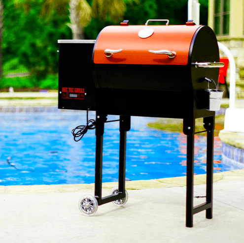 rec tec mini portable pellet grill rt300 review - Traeger Grill Reviews