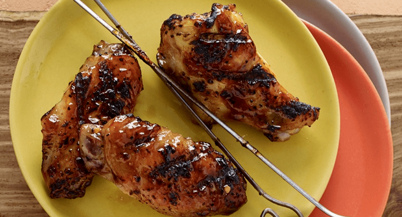 Sweet & Spicy Guava Chicken Wings