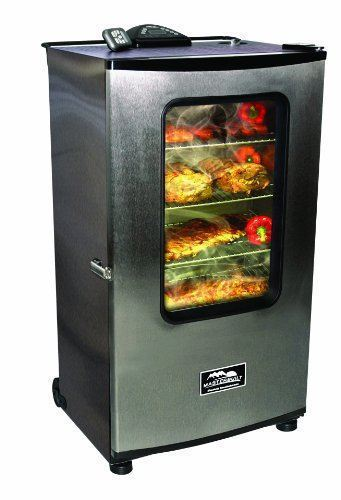 3 Best Masterbuilt 40 Inch Electric Smoker Reviews 2018