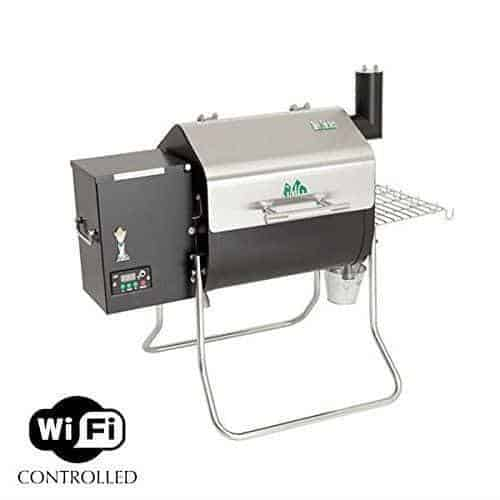 greem mountain pellet grill