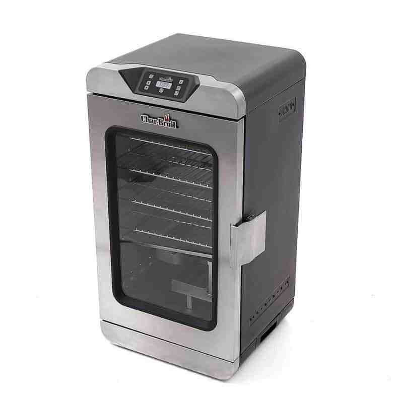 Char-Broil Deluxe Digital Electric Smoker, 725 Square Inch