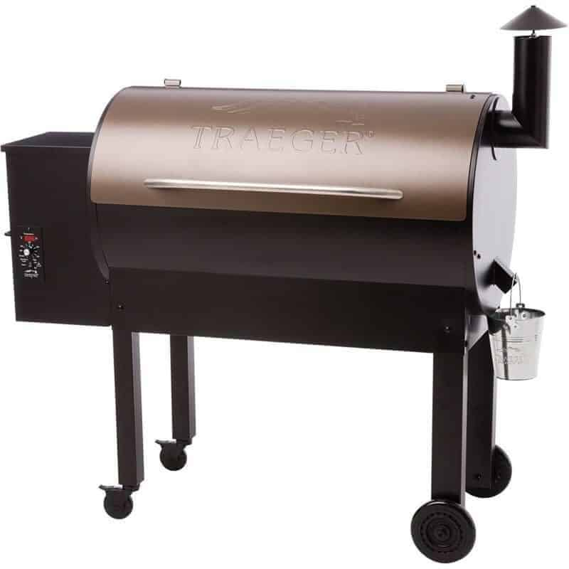 Traeger TFB65LZBC Texas Elite 34 Series Wood Pellet Grill
