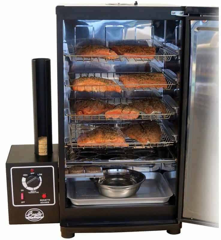 Bradley Smoker BS611 s Original Smoker - interio