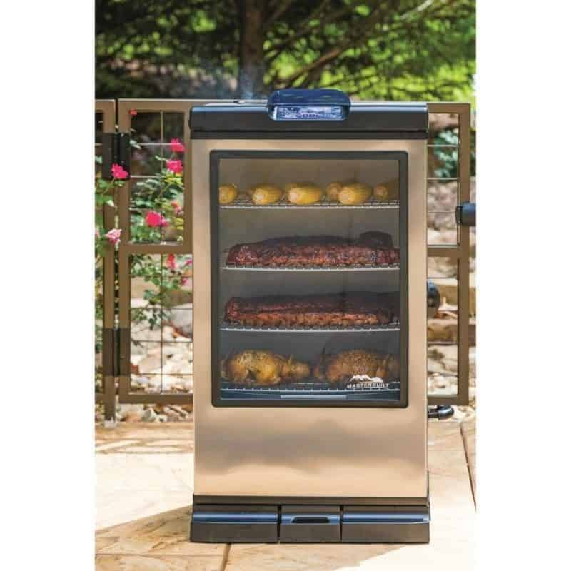 Masterbuilt 20070115 Bluetooth Smart Digital Electric Smoker
