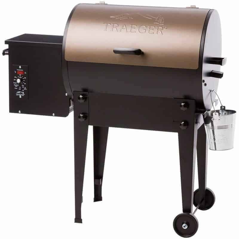 The Traeger Tailgater 20 Portable