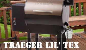 Traeger Lil' Tex Elite – User Review