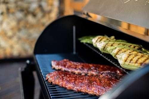 Traeger TFB29LZA Grills Junior Elite Wood Pellet Grill and Smoker 2
