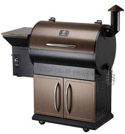 Z grills wood pellet grill