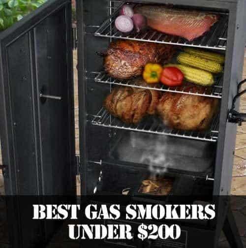3 Best Propane Smoker [Under $200] Reviews - 2019 Edition