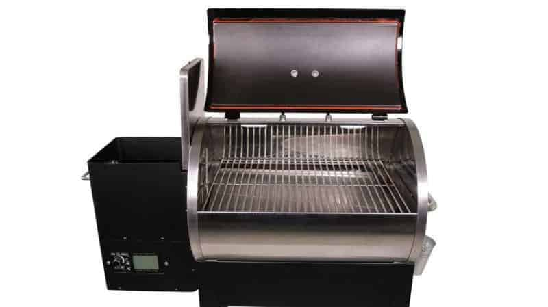 trailblazer grill
