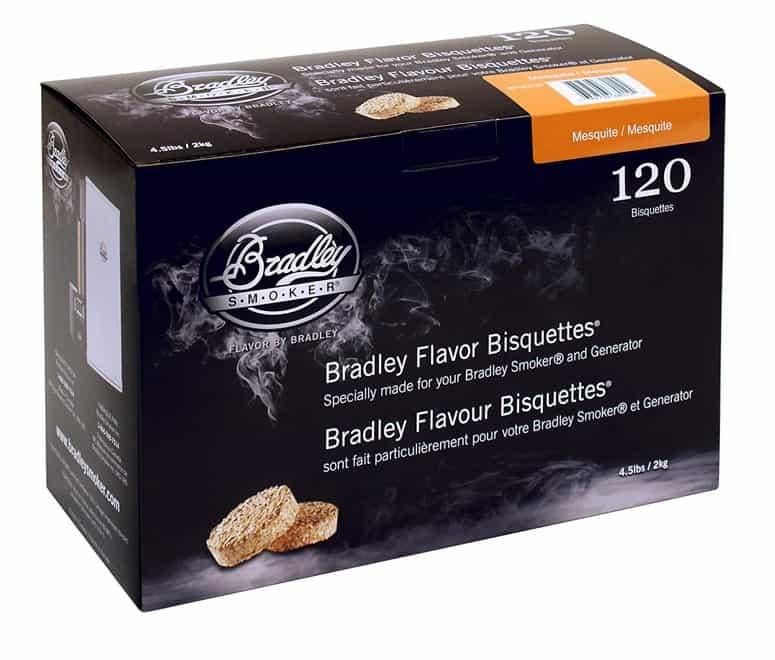 Bradley bisquettes