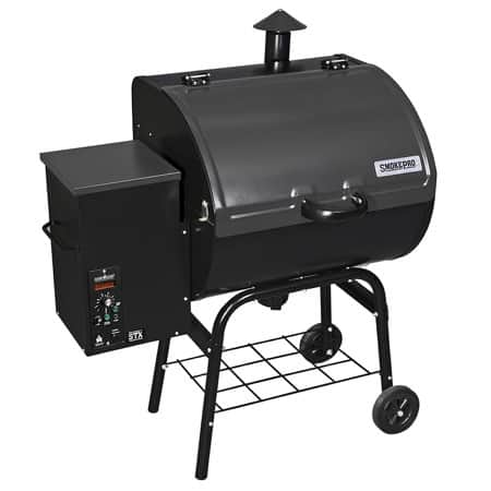 Camp Chef SmokePro XT review