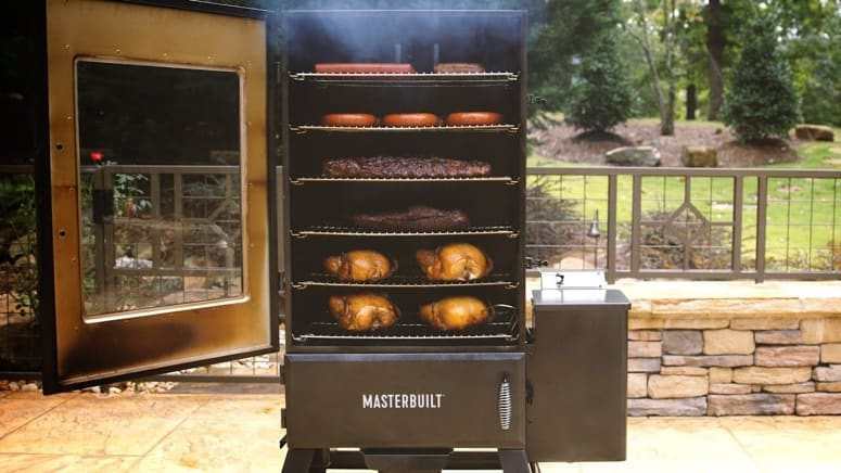 Bradley vs Masterbuilt smokers
