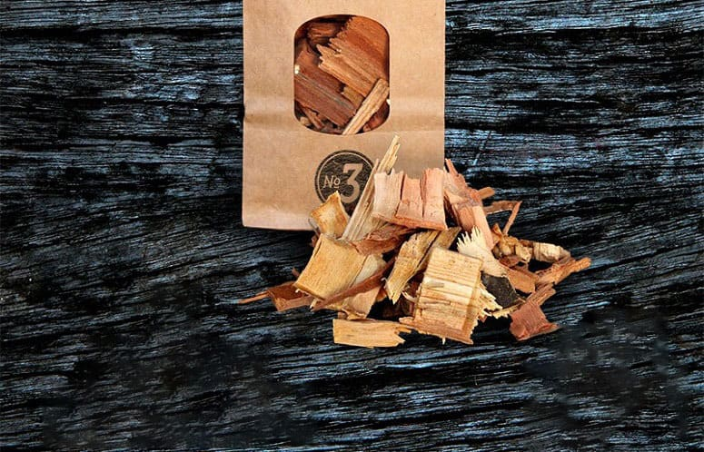 Almond Wood Chips