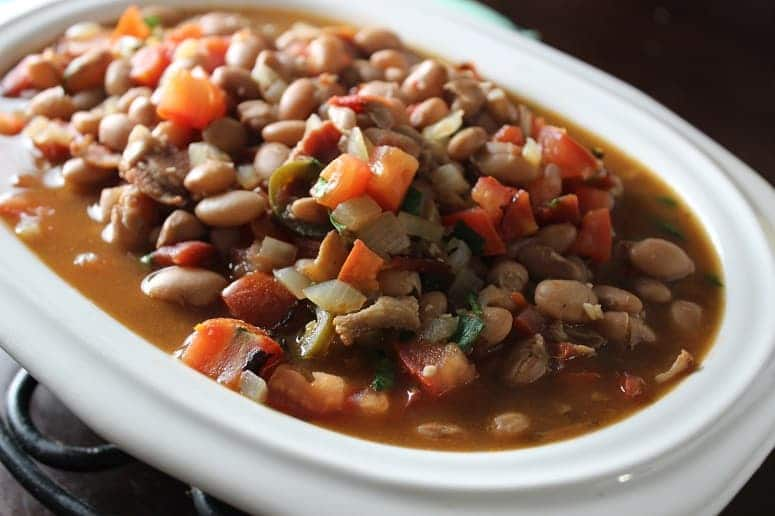 Frijoles Borrachos