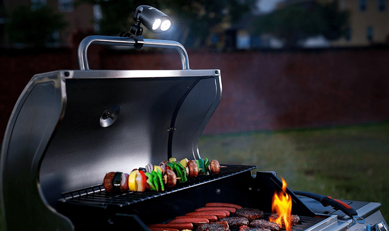 Light On The Grill