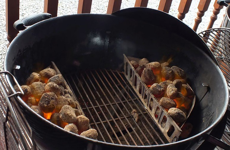 Barbecue Setup