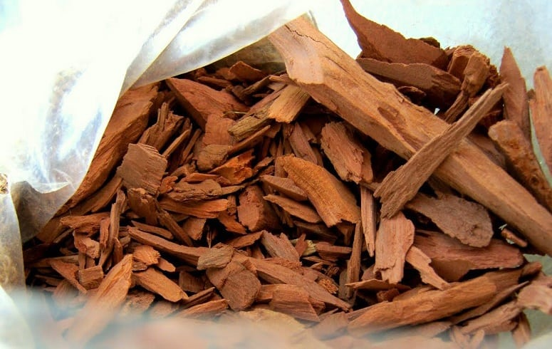 Pimento Wood Chips