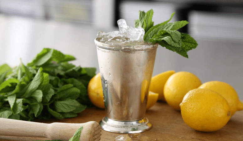 Seventeen Lemon Mint Julep