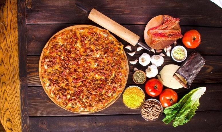 Cheeseburger Toppings For Pizza