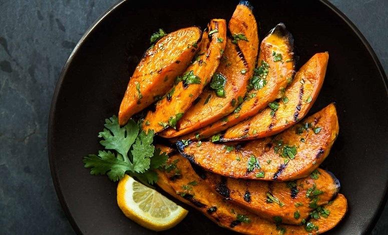 Spicy Potatoes In Honey Glaze