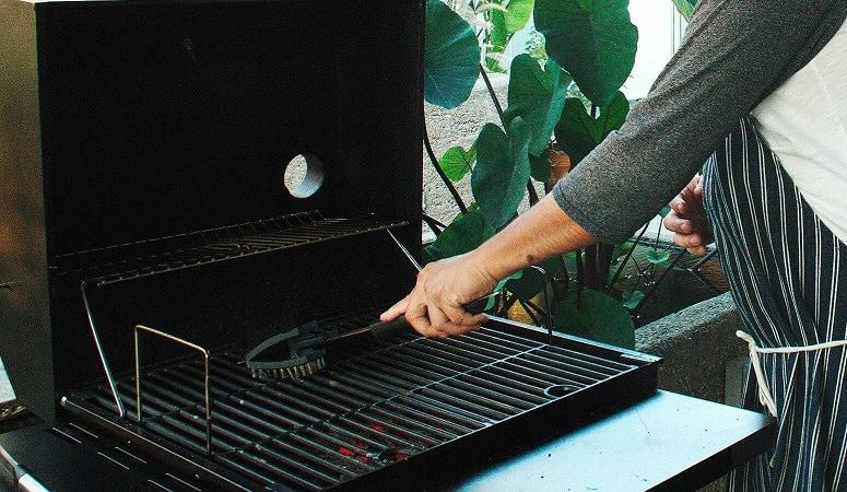Preparing Grill For Season
