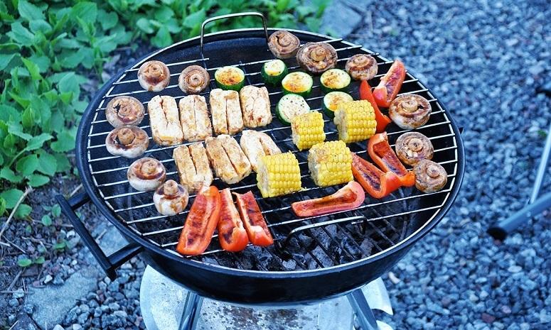 Vegetarian Bbq Ideas Firefoodchef Com