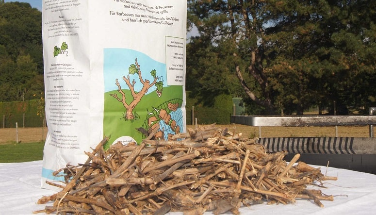 Grapevine Wood Chips
