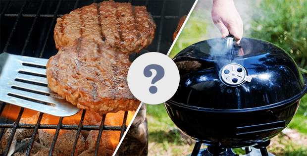 should you use a grill lid