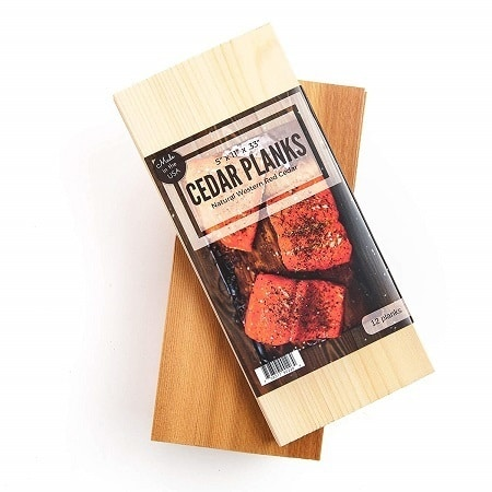 Cedar Grilling Planks 12 Pack