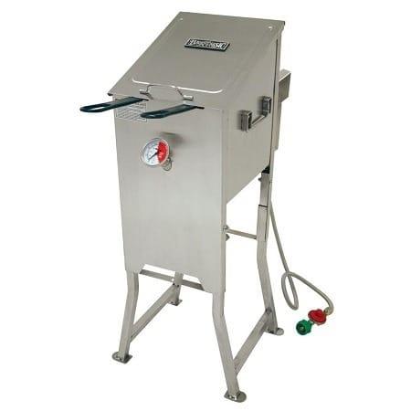 Bayou Classic 4 Gallon Bayou Fryer