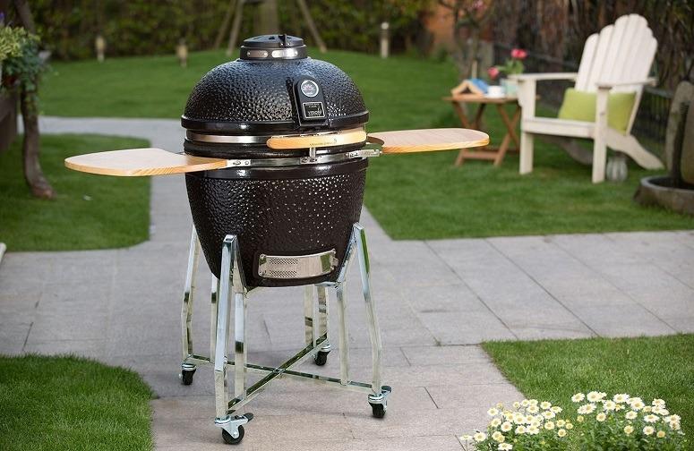 Charcoal Dome Smoker