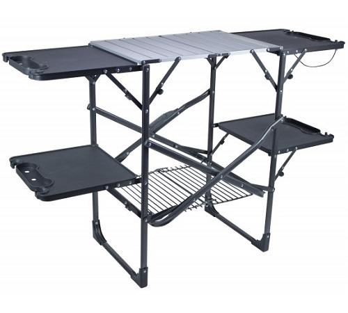 Portable Folding Cook Station