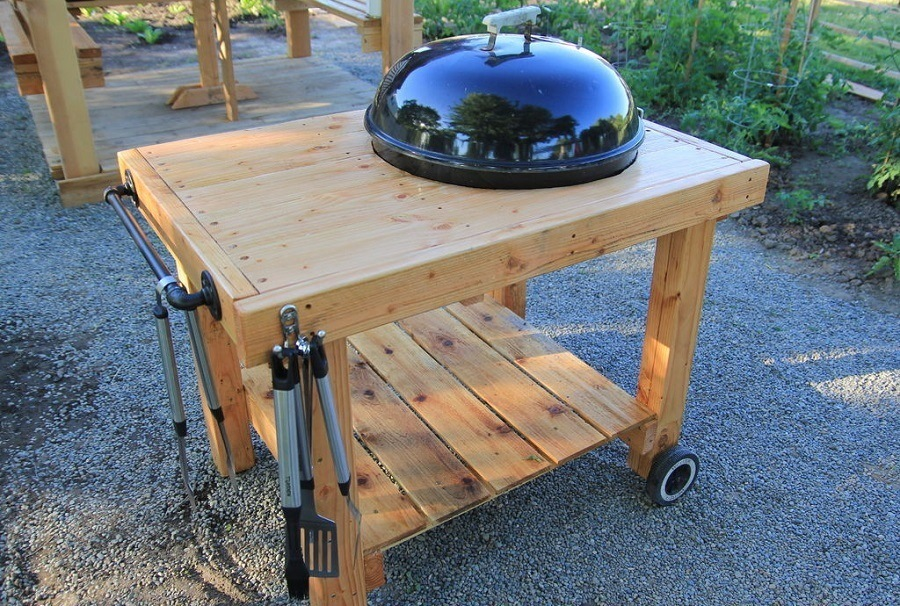 Looking For The Best Grill Stands Pick The Right One