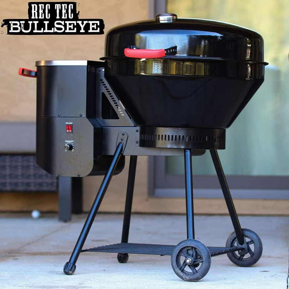 Review of the REC TEC Grills Bullseye RT-B380 Wood Pellet Grill