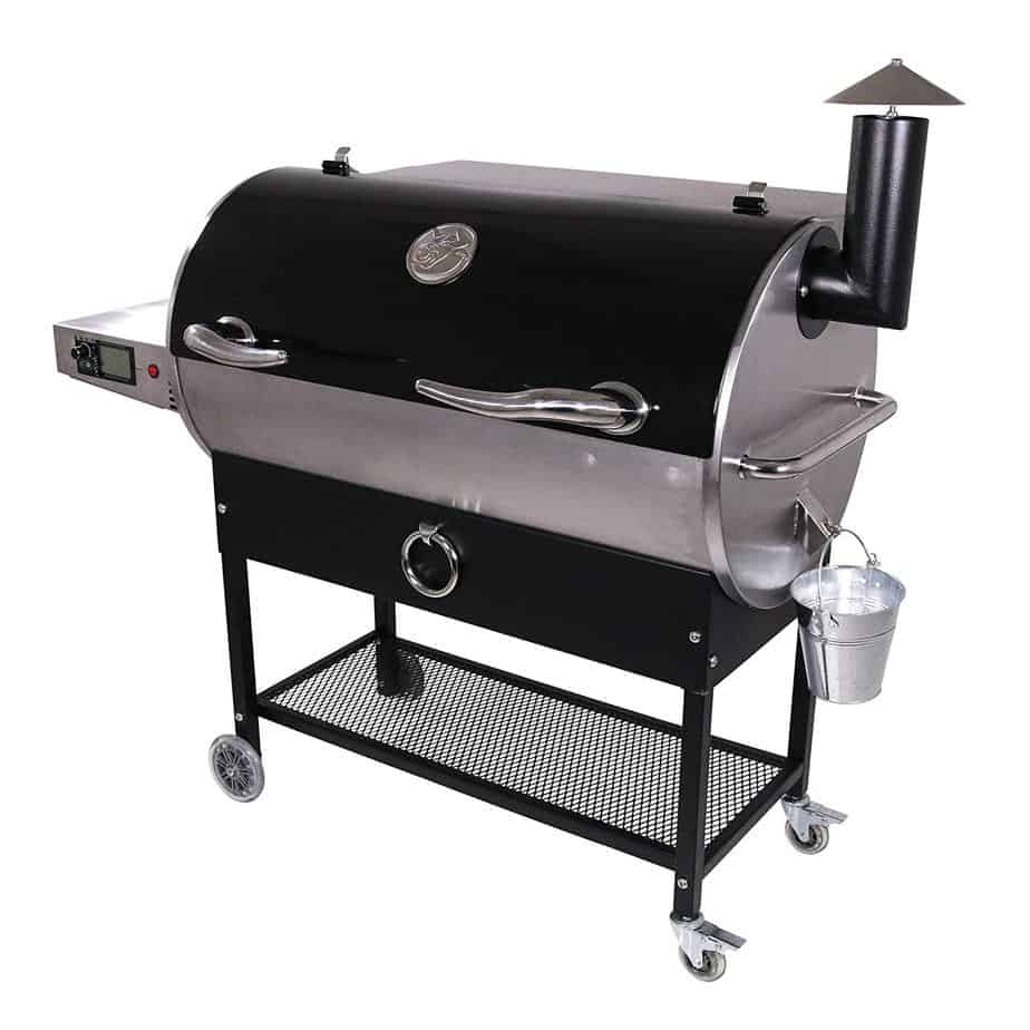 rec tec wood pellet grill