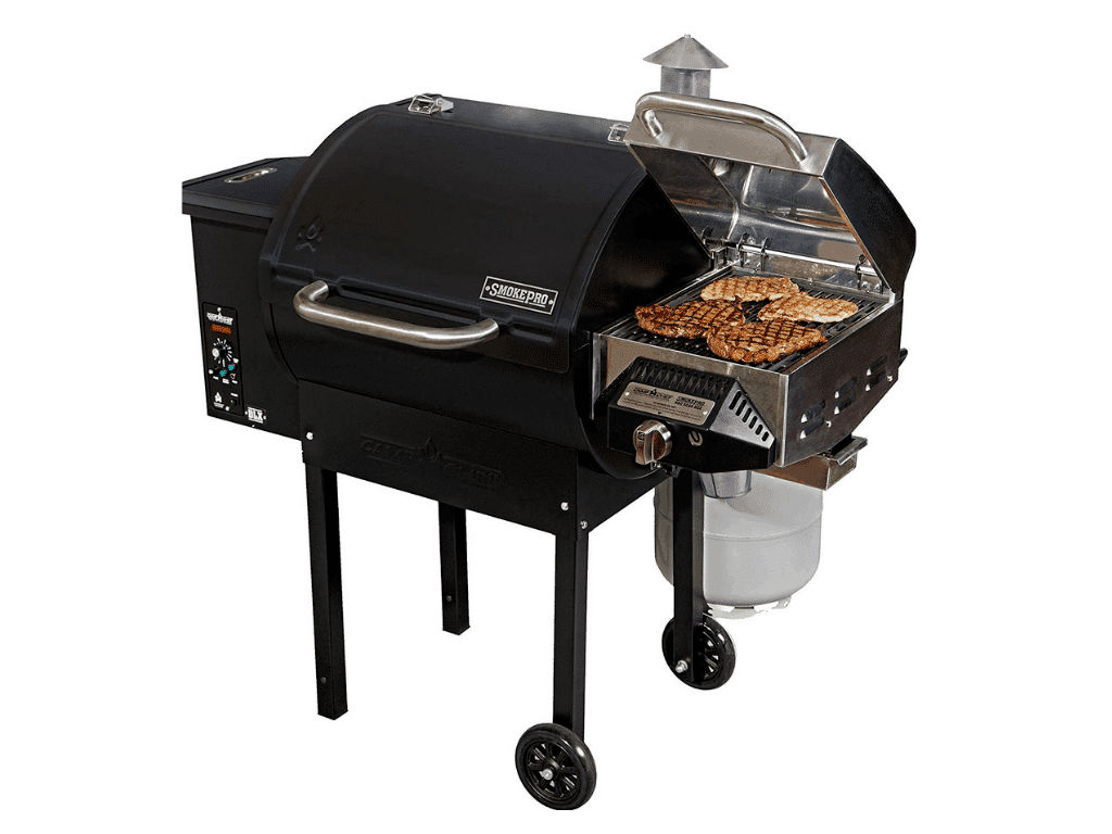 product image of Camp Chef SmokePro DLX Pellet Grill