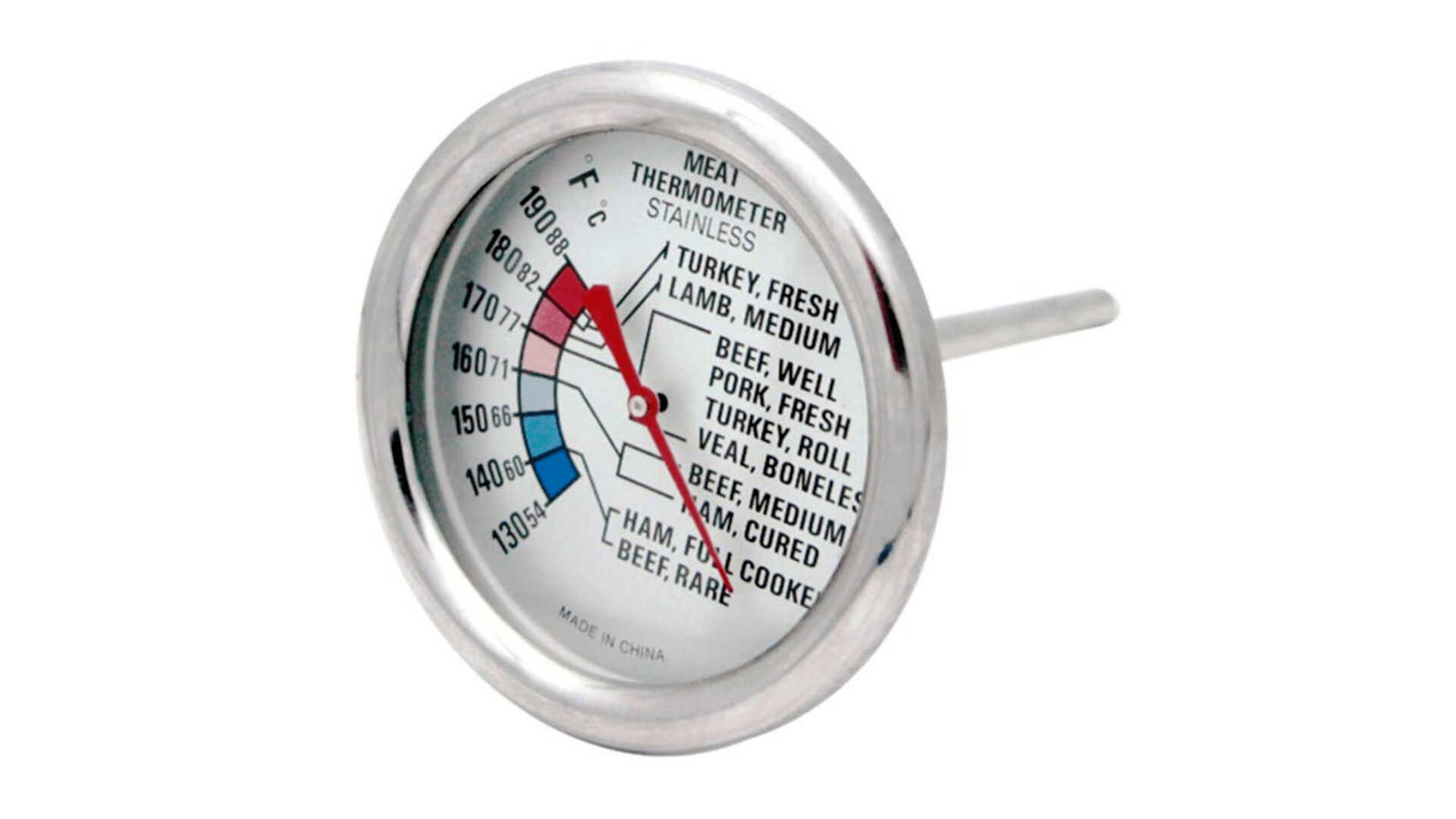 Product image of Blacksail Kitchen Analog Meat Thermometer