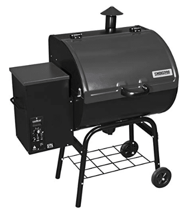 Camp Chef PG24STX SmokePro Pellet & Smoker with Digital Controls & Stainless Temp Probe