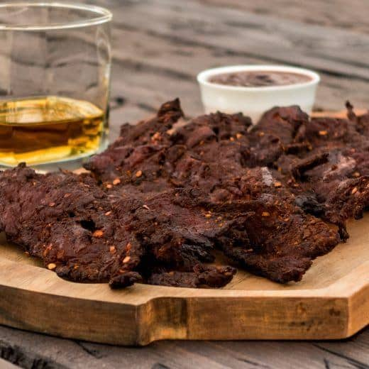 Kentucky Bourbon Beef Jerky