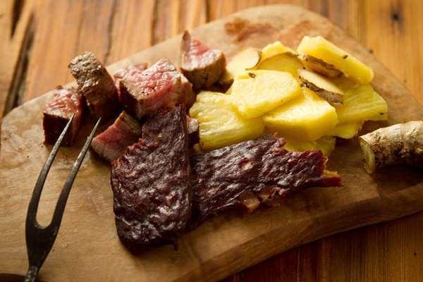 Pineapple Beef Jerky Recipe