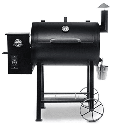 Pit Boss Grills 71820FB PB820FB BBQ Pellet Grill and Smoker, 820 sq. in. in