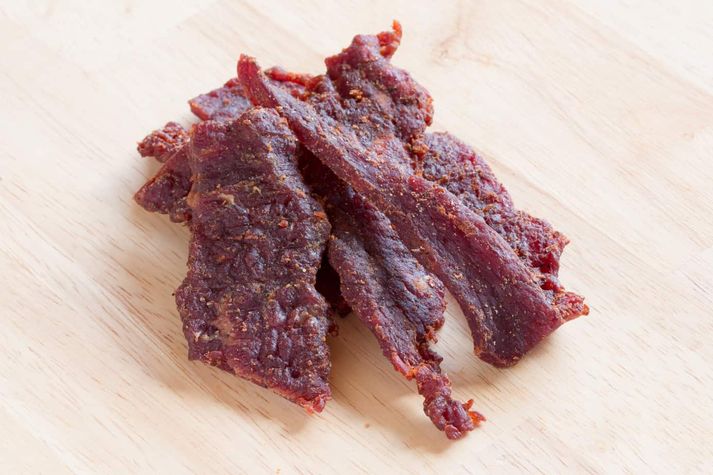 Smoked Tennessee Beef Jerky