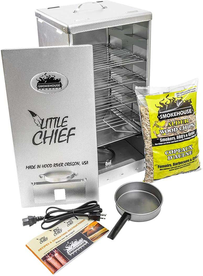 Product image of Smokehouse Products Little Chief Front Load Smoker