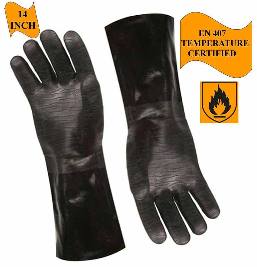product image of Artisan Griller BBQ Heat Resistant Insulated Gloves