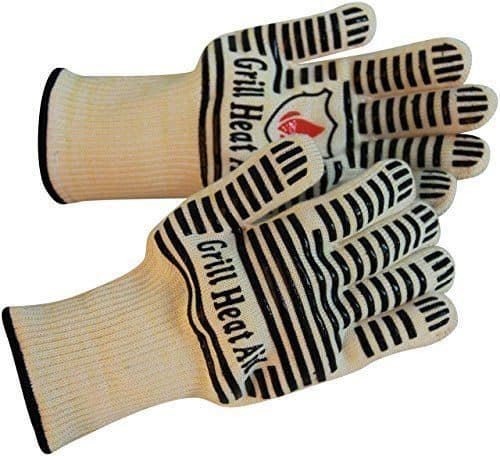 product image of Grill Heat Aid Extreme 932F Heat Resistant - Lightweight Flexible Kitchen Gloves