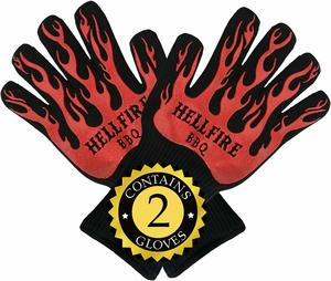 product image of HellFire BBQ & Oven Gloves