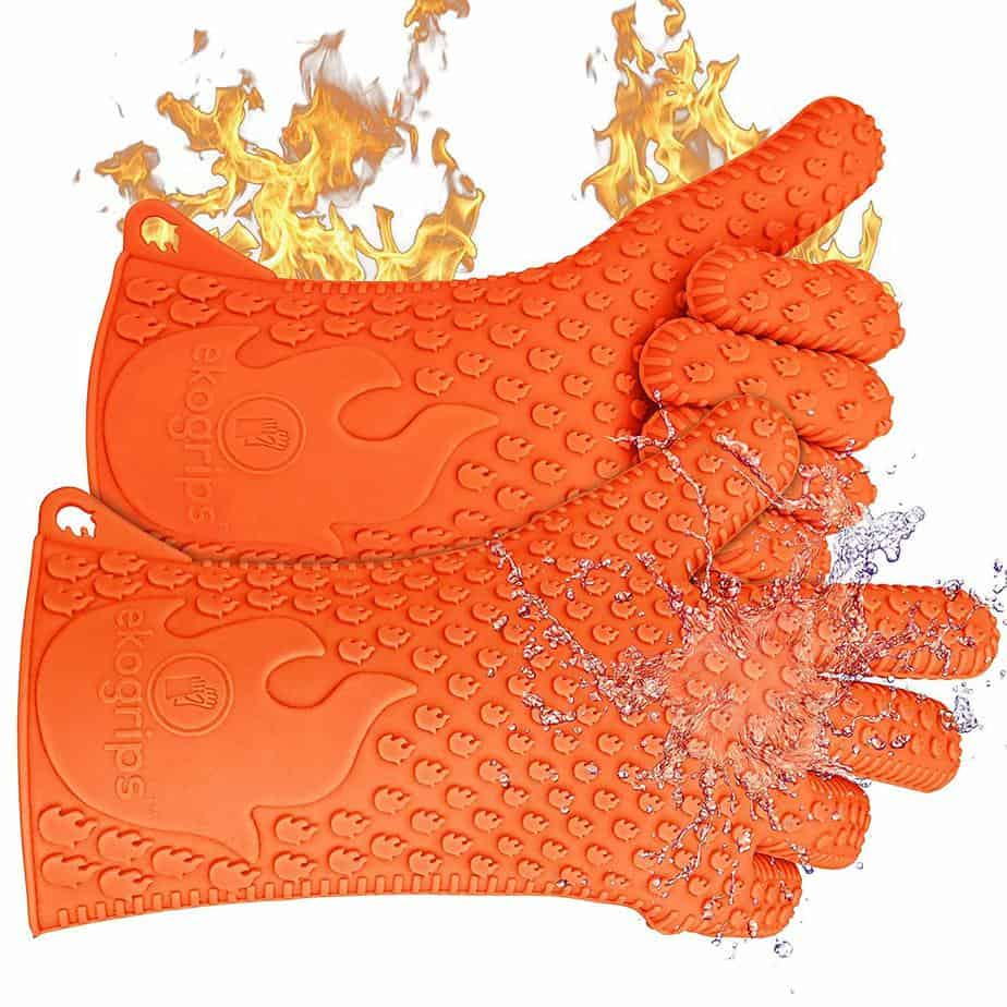 Product image of Jolly Green Products Ekogrips Premium BBQ Oven Gloves